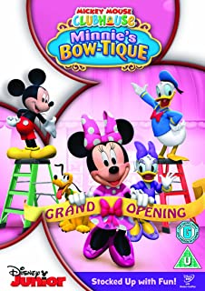 Mickey Mouse Clubhouse - Minnies Bow [Reino Unido]