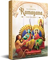 Illustrated Ramayana For Children : Immortal Epic of India (Deluxe Edition)