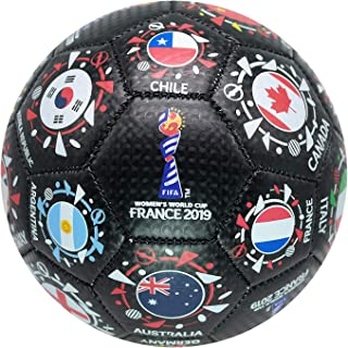 FIFA Women's World Cup France 2019 Official Soccer Ball Size 2 01-4