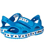 Crocs Kids - Crocband II Mickey Sandal (Toddler/Little Kid)