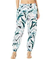 Tory Burch Swimwear - Printed Beach Pants