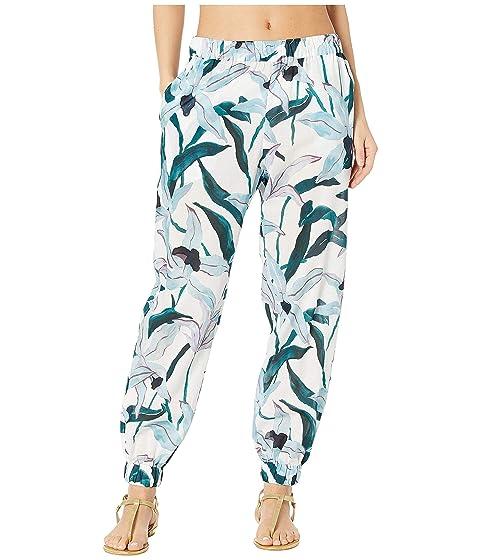 Tory Burch Swimwear Printed Beach Pants