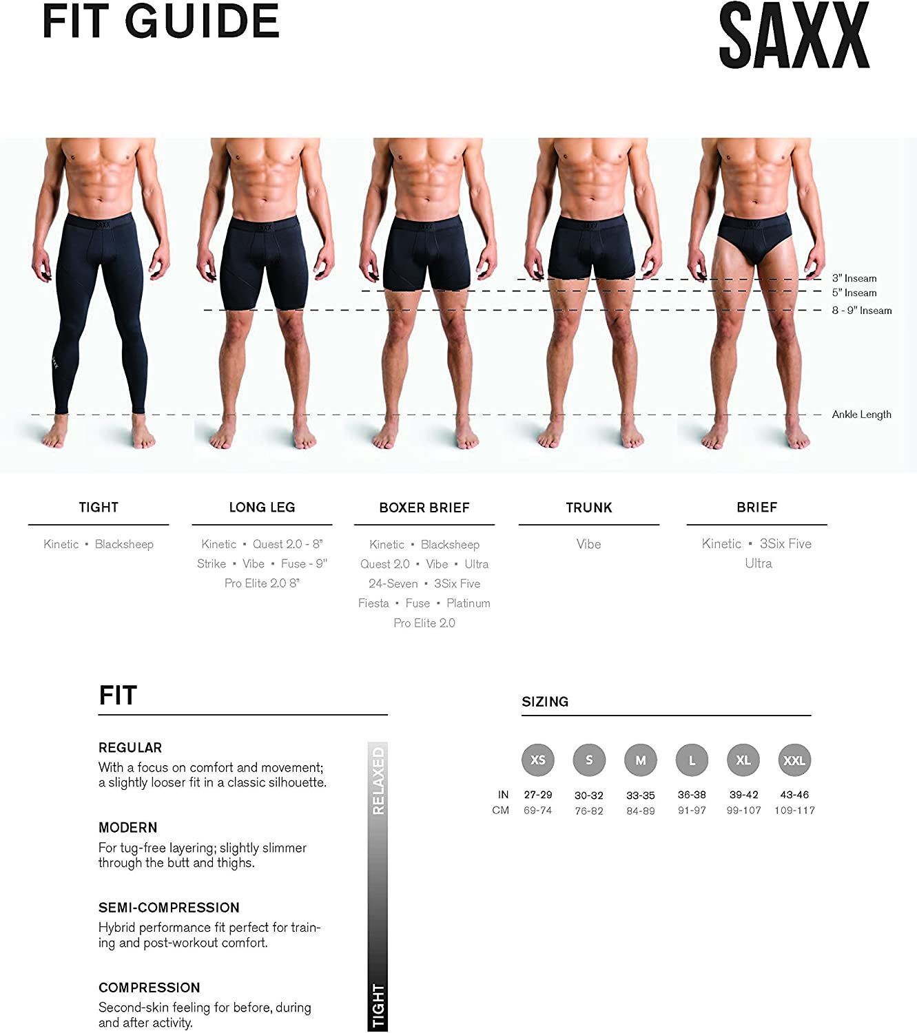 Saxx Underwear Men's Boxer Briefs- Ultra Boxer Briefs with Fly and Built-in Ballpark Pouch Support - Discontinued