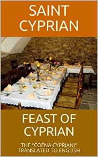 Feast of Cyprian: The