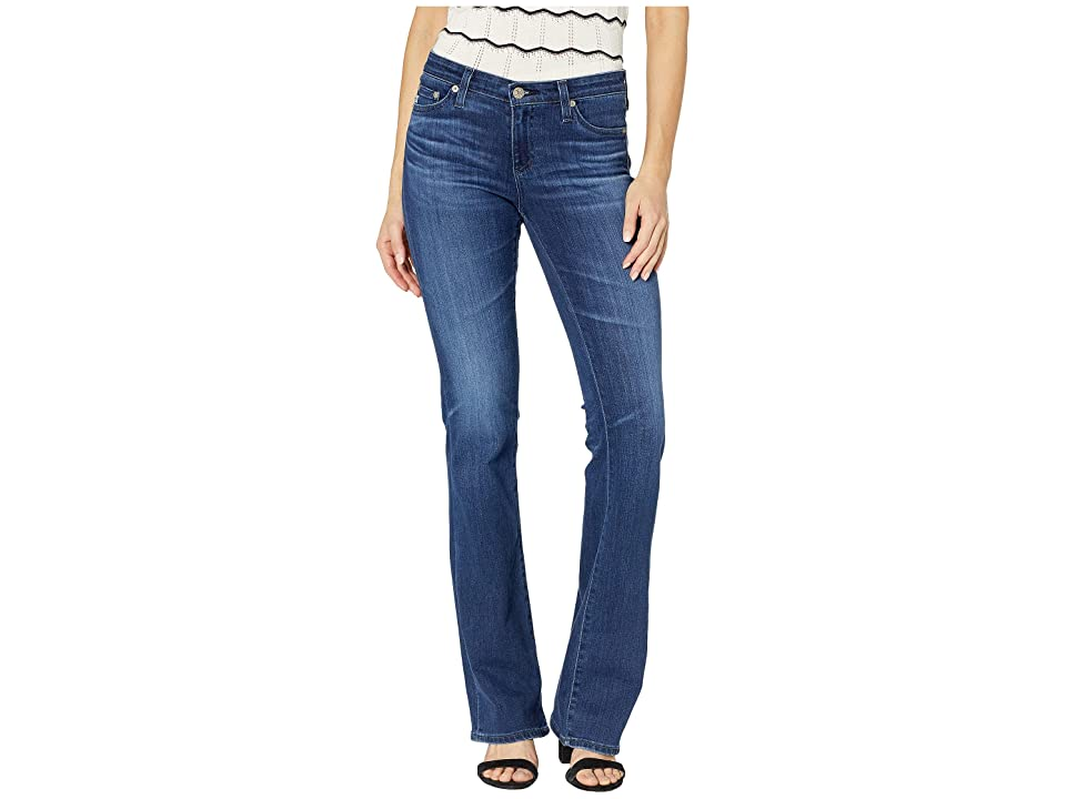 Image of AG Adriano Goldschmied Angel Bootcut in 5 Years Blue Essence (5 Years Blue Essence) Women's Jeans