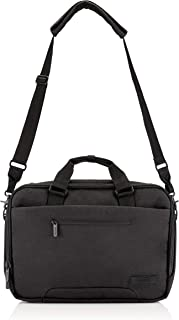 "Crumpler Logician 15"" Laptop Work Bag - Black Marle"