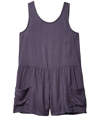 Roxy Kids Passionate Love Dress (Little Kids/Big Kids) (Mood Indigo) Girl