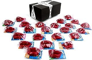 gummy wax red