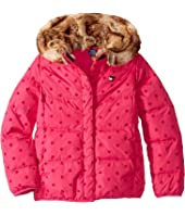 Puffer Jacket with Magnetic Buttons (Little Kids/Big Kids)
