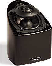 Mirage Nanosat Prestige Small High-Performance Speaker (Single, Black Lacquer) (Discontinued by Manufacturer)