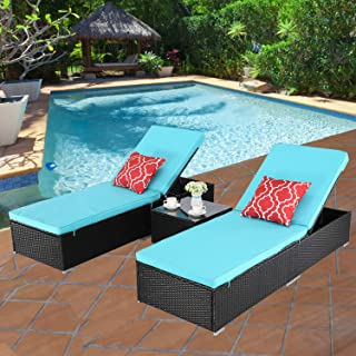 Best in water chaise lounge Reviews