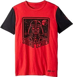 Under Armour Boys Star Wars Squad Leader Short Sleeve Tee