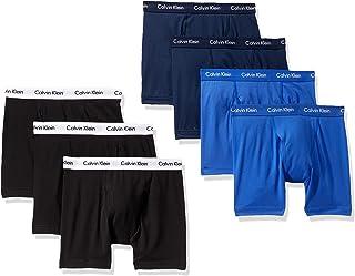 Men's Cotton Stretch Megapack Boxer Briefs
