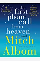 The First Phone Call From Heaven: A Novel Kindle Edition