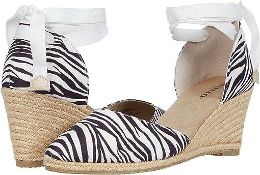 Zebra Multi Fabric