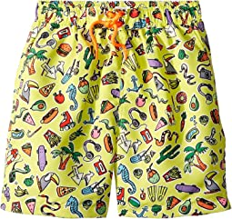 Toys and Food Swim Trunks (Toddler/Little Kids/Big Kids)