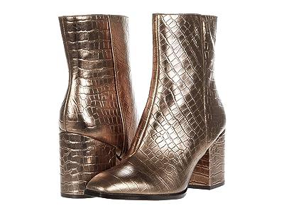 VIONIC Harper (Bronze Croc Metallic) Women