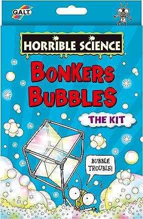 Galt Horrible Science - Bonkers Bubbles,Science Kit