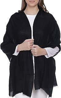 Best black silk scarf Reviews