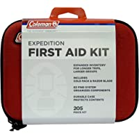 Deals on 205-Pcs Camping All Purpose Camping First Aid Kit