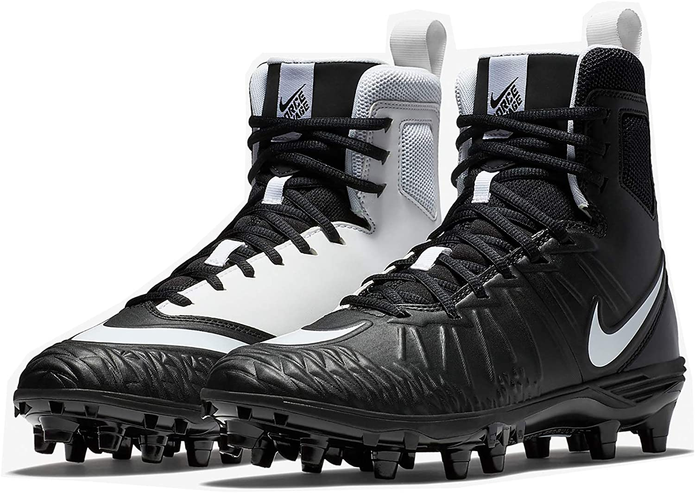 Nike Force Savage Universitet svart  vit vit vit -svart  begränsad utgåva