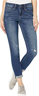 Tribeca Mid-Rise Ankle Skinny