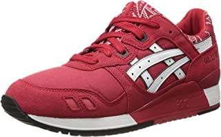 [アジックス]asics Men Gel-Lyte III - Bandana Pack (red/ot red/white)男性ゲルLyte III - バンダナパック(赤/OT赤/白)