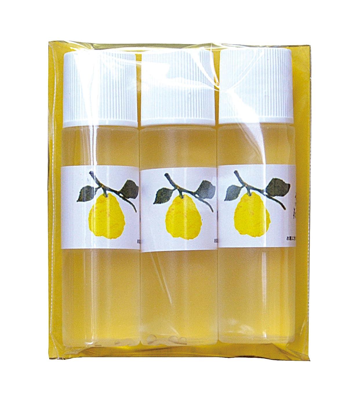 村頑固なラップトップ花梨の化粧水 ミニ3本セット
