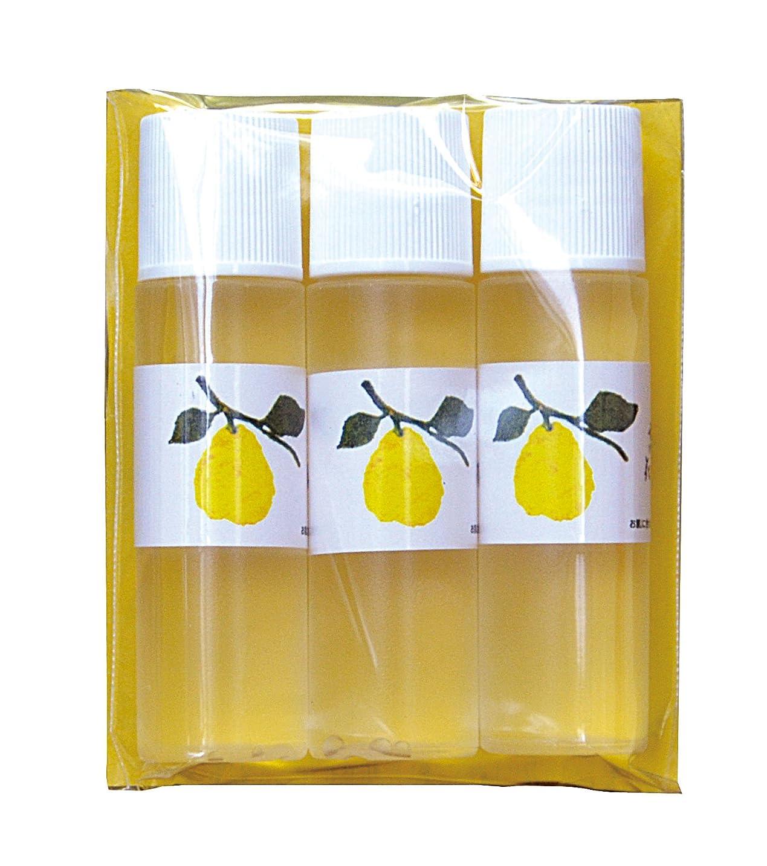 アクセルミス品花梨の化粧水 ミニ3本セット