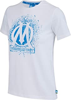 d9c5106a28496 OLYMPIQUE DE MARSEILLE T-Shirt Om - Collection Officielle Taille Enfant  garçon