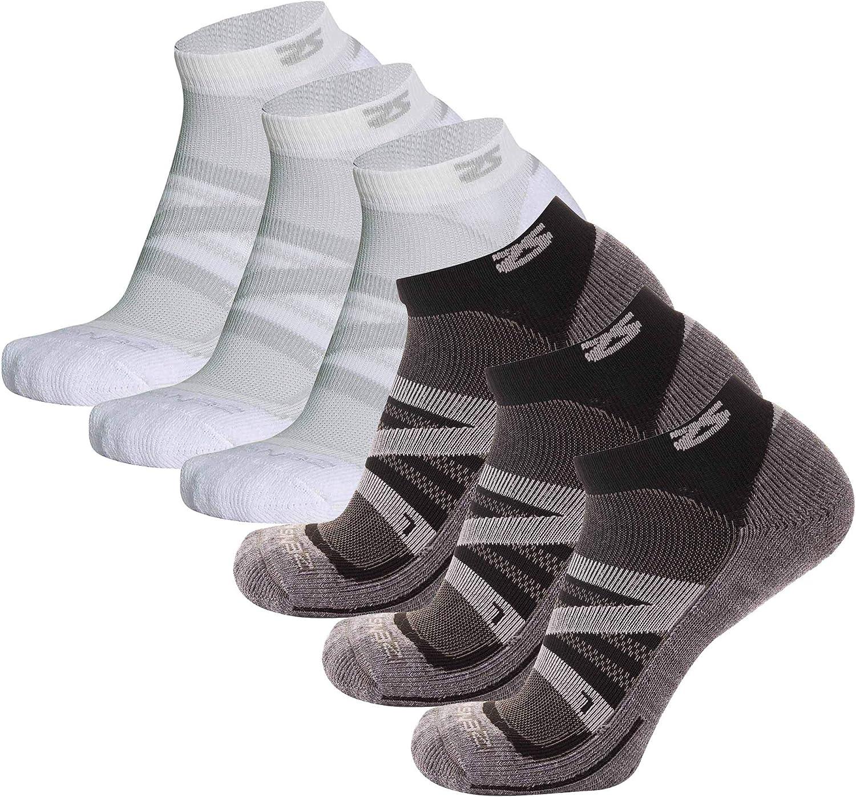 Zensah Las Vegas Mall Wool Running Super-cheap Socks - Soft Cushioned Moisture Merino
