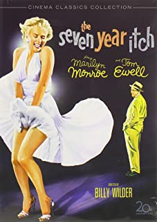 The Seven Year Itch [Reino Unido] [DVD]