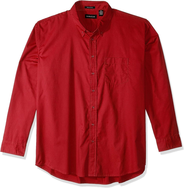 RETOV mens Whisper Twill Shirt