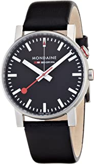 Best leather strap wrist watch Reviews