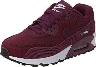 Women's Air Max 90 Leather Burgundy 921304-601