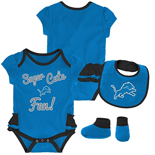 90ca6de5 Detroit Lions Infant: Amazon.com