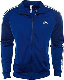 Essentials 3S Tricot Track Jacket XL Collegiate Royal-White