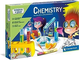 Clementoni Chemistry Set 61726, multi color