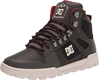 DC Pure High-Top Winter Boots Mens