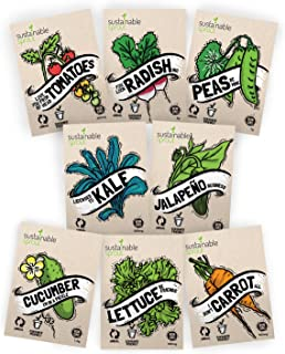Vegetable Seeds Heirloom