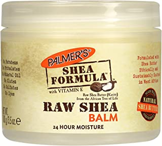 Palmer's Shea Formula Raw Shea Balm with Vitamin E | 3.5 Ounces
