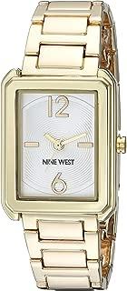 Nine West NW1976SVGB Reloj de Diseñador para Mujer