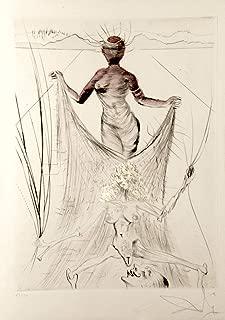 La Venus aux Fourrures Woman Holding Veil