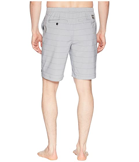 Steeple Quiksilver Waterman Shorts Suva Grey Anfibios O7PPAqCwv