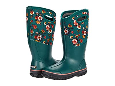 Bogs Classic Tall Painterly Wide Calf