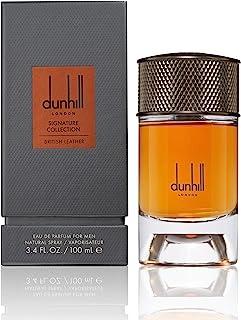 Dunhill Signature Collection British Leather Eau De Parfum for Men, 100 ml - Pack of 1