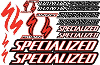 Specialized Decals Stickers Bicycle Frame Replacement Graphic Set #1
