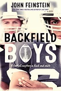 Backfield Boys: A Football Mystery in Black and White