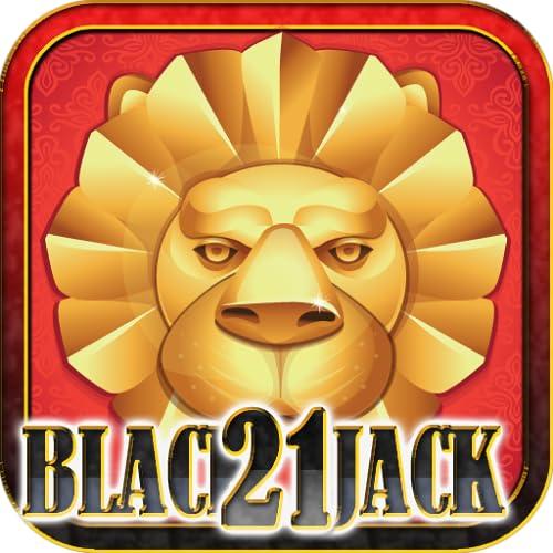 Gold Lion Blackjack 21 Lion Roar Gate Free Blackjack Games for Kindle 2015 Deluxe Card Games Free Premium Free 21 Blackjack Game Classic Unique