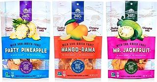 JALI FRUIT CO. - Sun Dried Fruit Variety Pack - Healthy Snacks For Adults - Vegan Snacks - Gluten Free Snacks - Travel Sna...